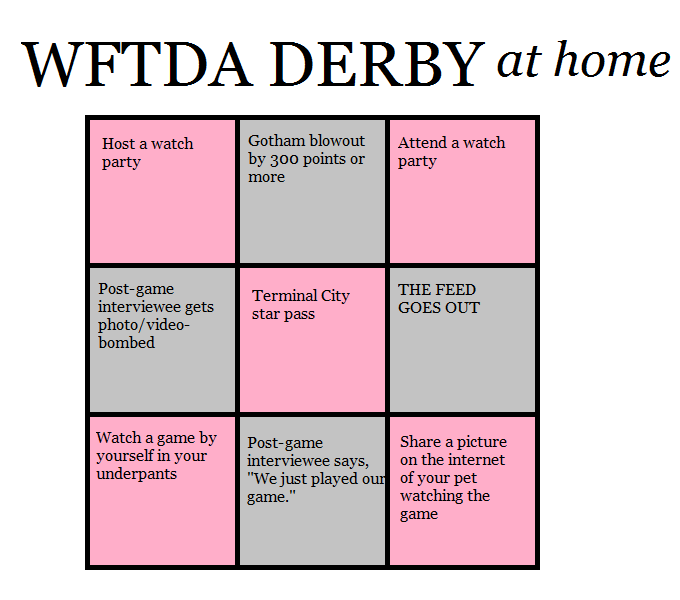 derby at home